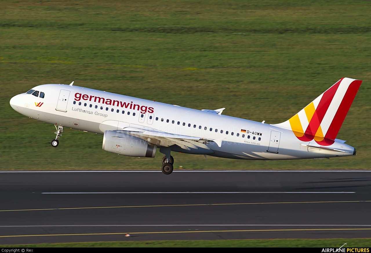 Germanwings adalah anak perusahaan maskapai nasional Jerman Lutfhansa. 150 orang penumpang salah satu pesawat ini dikhawatirkan meninggal dalam kecelakaan hari ini di Prancis selatan (foto ;www Airplan-picture.net ).