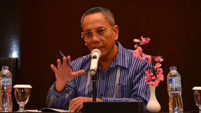 Prof. dr. Tjandra Yoga Aditama, SpP(K), MARS, DTM. (Foto: Dok PPL Depkes)