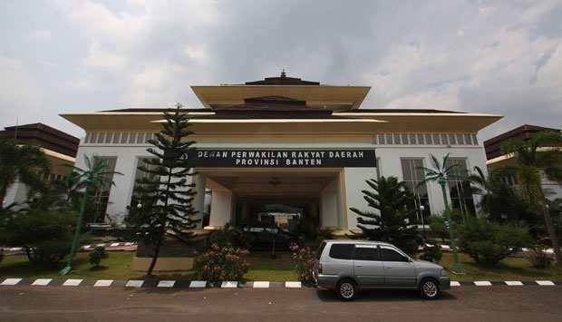 Gedung DPRD Provinsi Banten  (Tempo)