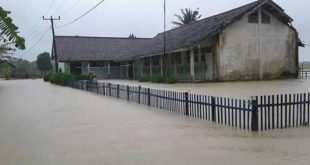 Hingga Hari Ini Lebih dari 6,800 Rumah di Kabupaten Pandeglang Terendam Banjir