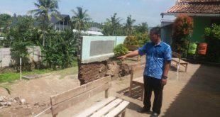 MTS Nurul Kalam Terkena Longsor